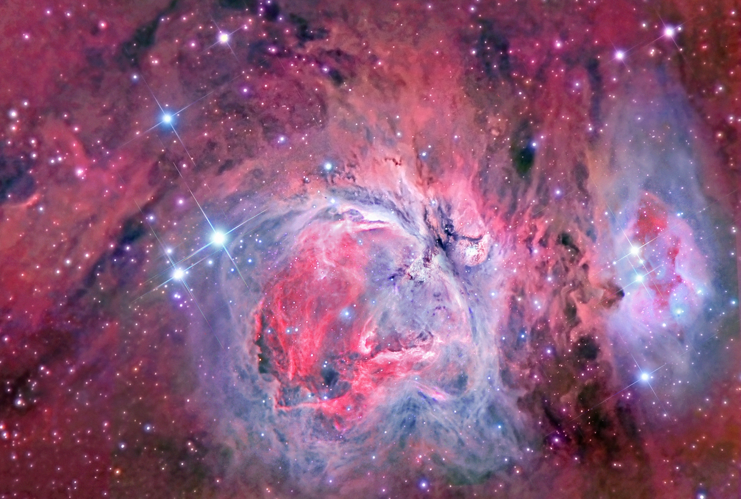 M42 WIDE FIELD Ha O3O3